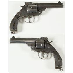 .44 Caliber Break Top Double Action Revolver