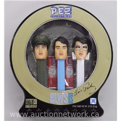 Elvis Pez Collector Set with CD- Case