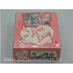 1991 CBC TV Trading Cards - Unopened Wax Packs 'I Love Lucy'