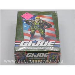 G.I. Joe Wax Box Circa 1991.