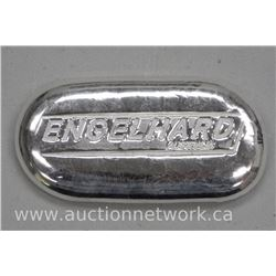 .999+ Pure fine Silver Poured Loaf Style Bullion bar from the Australia Mint. RARE 2 ounce bar.