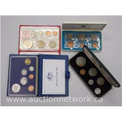 4x Coin Sets - New Zealand, Isle of Man, Australia and Jamaica (ATTN: 4 Times the bid price)