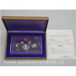 1978 Proof Mint Coin Set 'Singapore' Limited Edition/4000 Only struck Ebay List: $175.00 US.