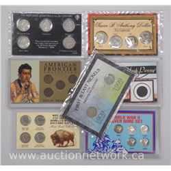 7x USA Mint Coin Sets (ATTN: 7 Times the bid price)