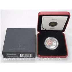 Natural Wonders .9999 Fine Silver $20.00 Coin - Diamonds