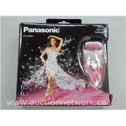 Panasonic: 6 in 1 Epilator (ESD908)