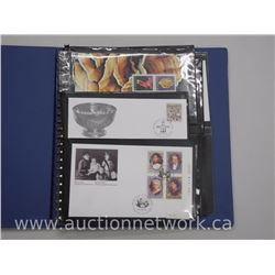 Canada - First Day Stamp and Cover Collection (Binder)