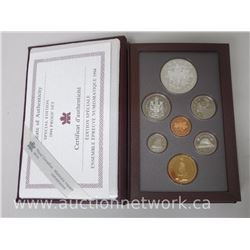 1994 Proof Mint .925 Sterling Silver Coin Set