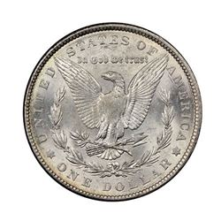 1901 $1 Morgan Silver Dollar VG
