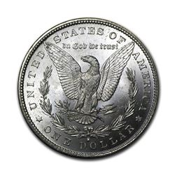 1897-S $1 Morgan Silver Dollar AU