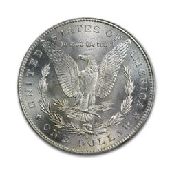 1897-O $1 Morgan Silver Dollar VG