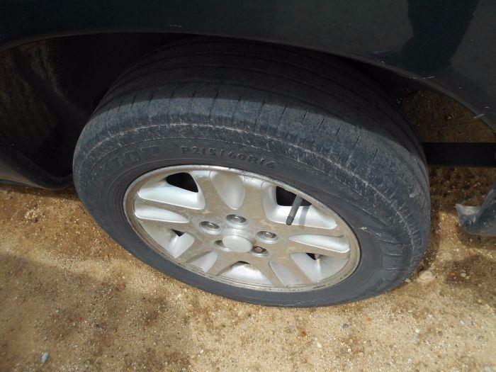 1997 Dodge Grand Caravan  Vin  Sn 2b4g944r8vr147669