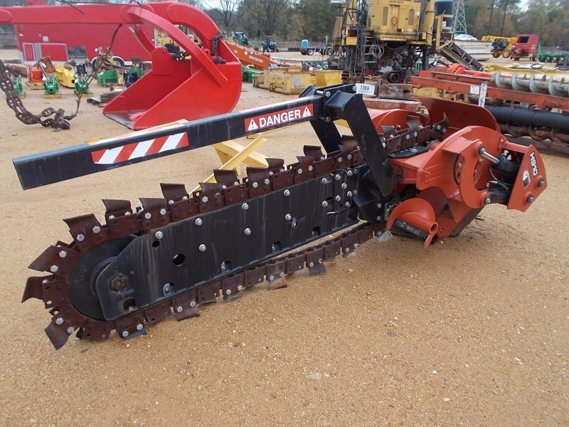 DITCH WITCH H910 TRENCHER ATTACHMENT