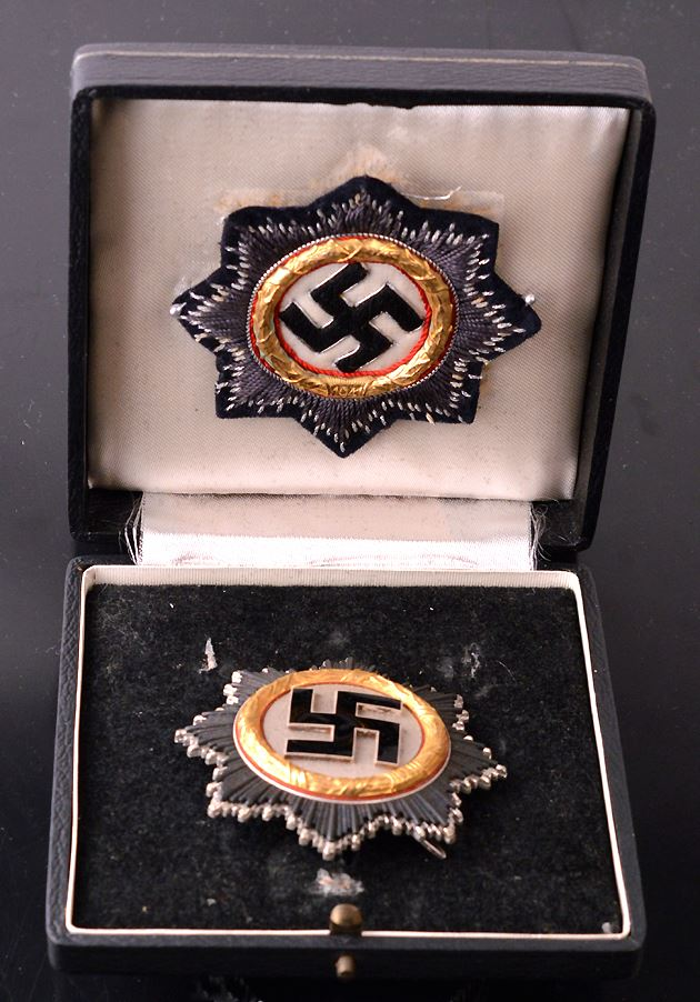 German Cross, Gold Award, 1941