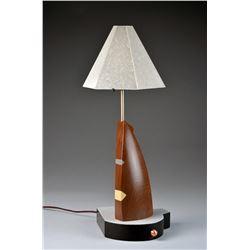 A Mark Part Lamp by Garry Knox Bennett