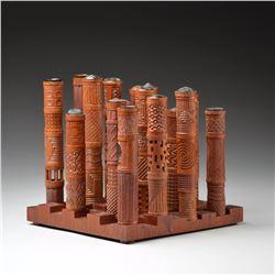 Towers by Dewey Garrett
