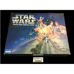 * Retro Star Wars Death Star Assault Board Game