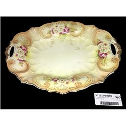 * Antique S. Fielding & Co. Imperial Windsor Platter