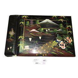 * Vintage Japanese Mural Photograph Album