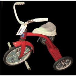 * Antique Red Triang Tricycle