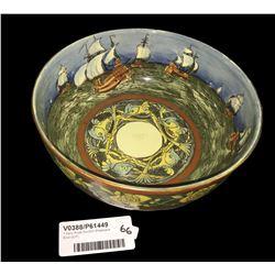 * Early Royal Doulton Shipsware Bowl (A/F)