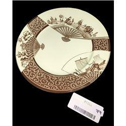 * Antique JUB Plate