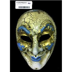 * Venetian Italian Masquerade Mask Handpainted