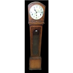 * Antique French Granddaughter Clock