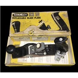 * Vintage Boxed Stanley RB10 Hand Plane