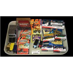 * Tray Lot Vintage Collectible Die Cast Vehicles Inc. Corgi