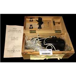 * Vintage Thos. Walker Knotmaster Nautical Instrument Set