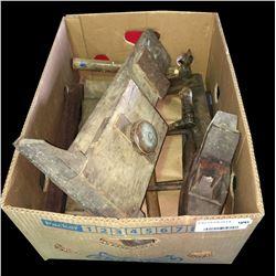 * Good Box Lot of Vintage Tools Inc. Qualcast Clipper