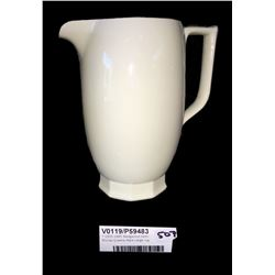 * 1935-1945 Wedgwood Keith Murray Queens Ware Large Jug