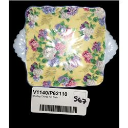 * Shelley Chintz Pin Dish
