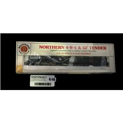 * Vintage Bachamnn N Scale Northern Locomotive & Tender