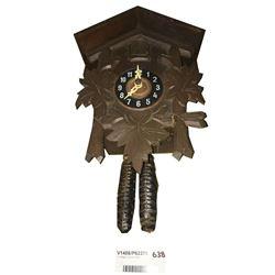 * Vintage Cuckoo Clock