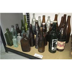 * Shelf Lot - Bottles Inc. Main Trunk Line Taihape