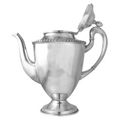 """Sterling Silver Mexican """"MRA"""" Tea Pot - #1773"""