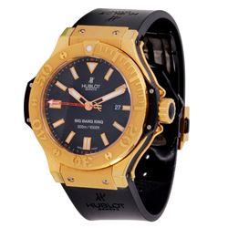 Hublot Big Bang King 18K Gold Men's Wristwatch - #2300