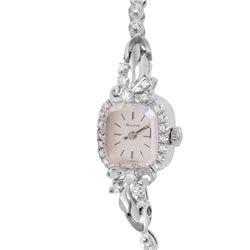 Bulova Diamond Wristwatch - #826