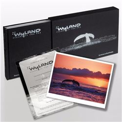 Wyland: Visions Of The Sea (2008) Limited Edition Collector's Fine Art Book by World-Renowned Artist