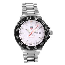 Tag Heuer Formula 1 Men's Stainless Steel Watch - #1377