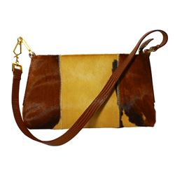 Genuine Authentic Designer Francesco Biasia Shoulder Bag - #195A