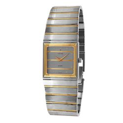 Concord Mariner SG 18KT Gold and Steel Men's Dress Watch Ref: 15.81.533 V14 - #1387