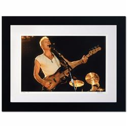 """""""Sting"""" Limited Edition Giclee by Rob Shanahan, Numbered and Hand Signed with Certificate of Authent"""