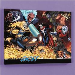 """""""Avengers #12"""" Limited Edition Giclee on Canvas by Matthew Clark and Marvel Comics! Numbered with Ce"""
