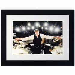 """Mick Fleetwood"" Limited Edition Giclee by Rob Shanahan, Numbered and Hand Signed with Certificate o"