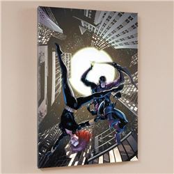 """Marvel Adventure Super Heroes #17"" LIMITED EDITION Giclee on Canvas by Barry Kitson and Marvel Comi"
