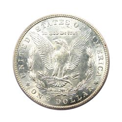 1904-S $1 Morgan Silver Dollar - PCGS MS63