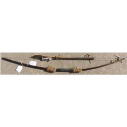 Plains Bow and 3 Arrows
